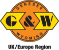 G&W's UK/Europe Region logo